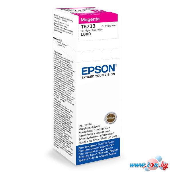 Картридж для принтера Epson C13T67334A в Могилёве