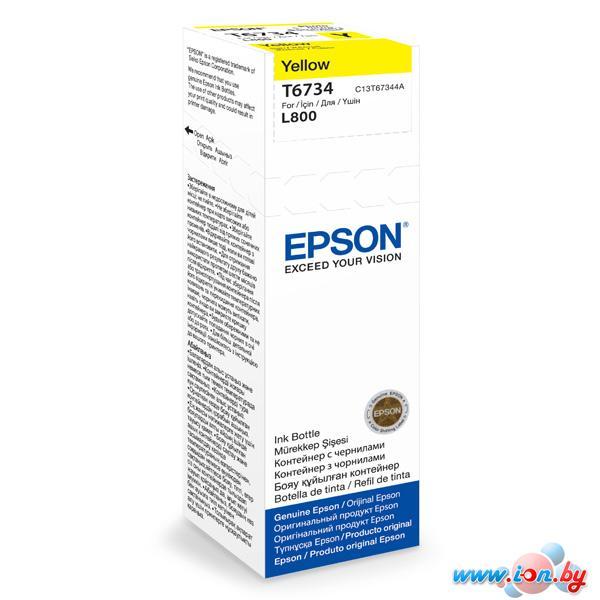 Картридж для принтера Epson C13T67344A в Могилёве