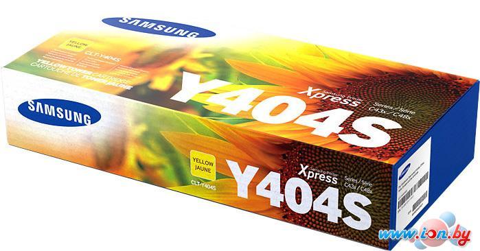 Картридж для принтера Samsung CLT-Y404S в Могилёве