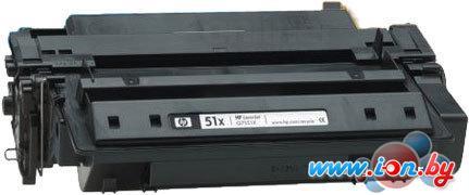 Картридж для принтера HP 51X (Q7551X) в Могилёве