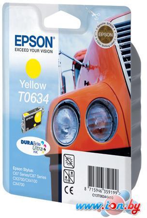 Картридж для принтера Epson C13T06344A10 в Могилёве