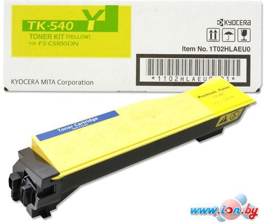 Картридж для принтера Kyocera TK-5140Y в Могилёве