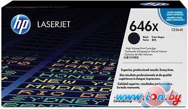 Картридж для принтера HP LaserJet 646X (CE264X) в Могилёве