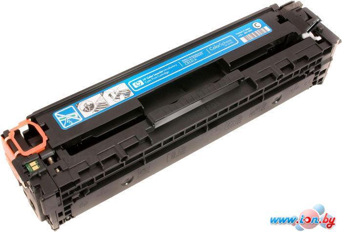 Картридж для принтера HP 125A (CB541A) в Могилёве