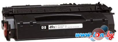 Картридж для принтера HP 49X (Q5949X) в Могилёве