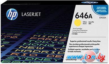 Картридж для принтера HP LaserJet 646A (CF032A) в Могилёве