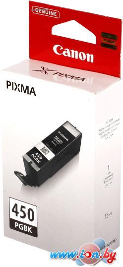 Картридж для принтера Canon PGI-450PGBK в Могилёве