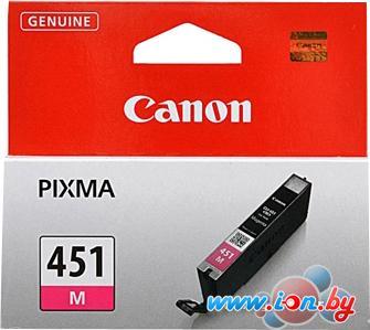 Картридж для принтера Canon CLI-451M в Могилёве