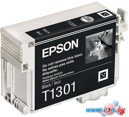 Картридж для принтера Epson C13T13014010 в Могилёве