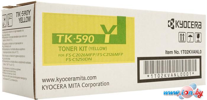 Картридж для принтера Kyocera TK-590Y в Могилёве