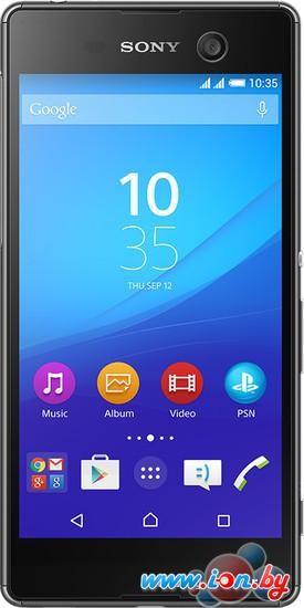 Смартфон Sony Xperia M5 Dual Black в Могилёве