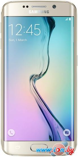 Смартфон Samsung Galaxy S6 Edge 128GB Gold Platinum [G925] в Могилёве