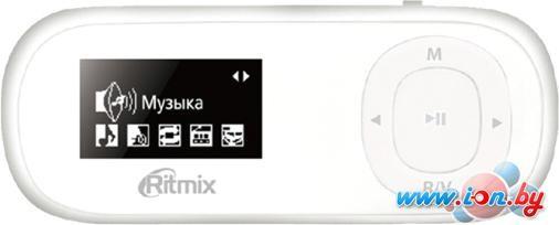 MP3 плеер Ritmix RF-3410 4GB (белый) в Могилёве