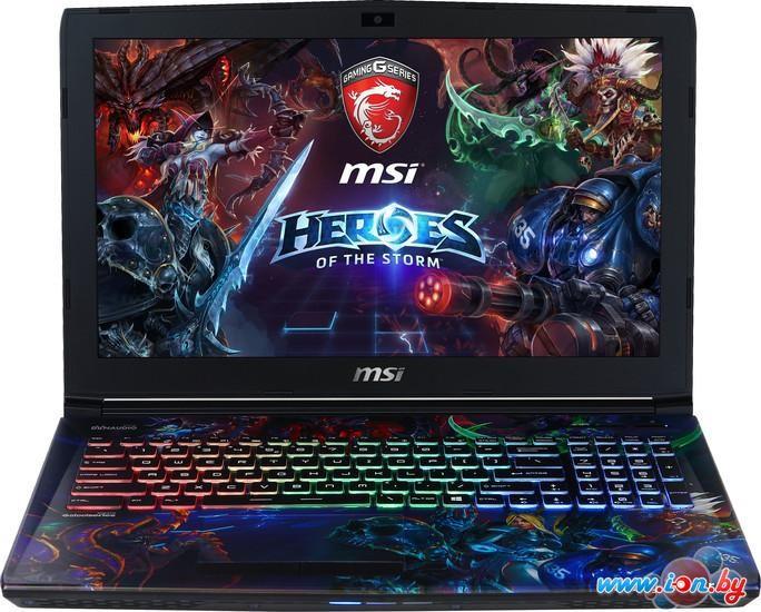 Ноутбук MSI GE62 6QD-244RU Apache Pro Heroes Special Edition в Могилёве