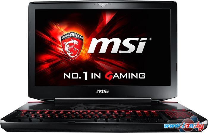 Ноутбук MSI GT80 2QE-475RU Titan SLI в Могилёве