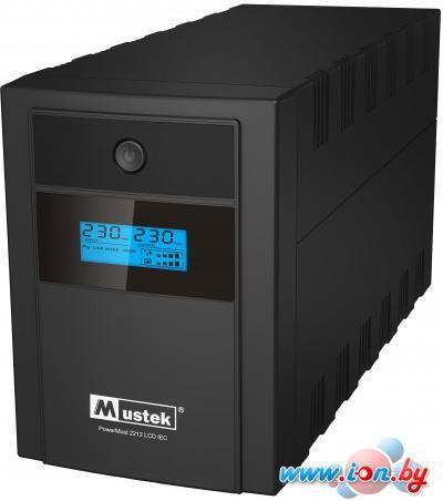 Источник бесперебойного питания Mustek PowerMust 2212 LCD, Line Int., IEC (98-LIC-L2212) в Могилёве
