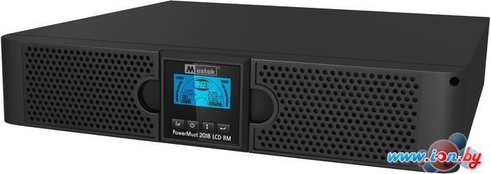 Источник бесперебойного питания Mustek PowerMust 2018 LCD (2KVA), Rack Mount, IEC [98-ONC-R2018] в Могилёве