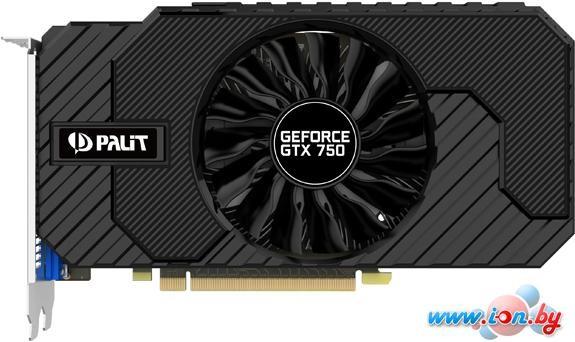 Видеокарта Palit GeForce GTX 750 StormX OC 1GB GDDR5 [NE5X750THD01-2065F] в Могилёве