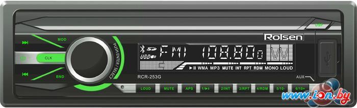 CD/MP3-магнитола Rolsen RCR-253G в Могилёве