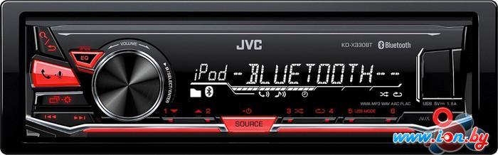 USB-магнитола JVC KD-X330BT в Могилёве