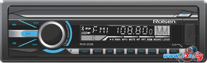 CD/MP3-магнитола Rolsen RCR-253B в Могилёве