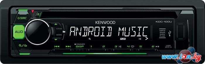 CD/MP3-магнитола Kenwood KDC-100UG в Могилёве