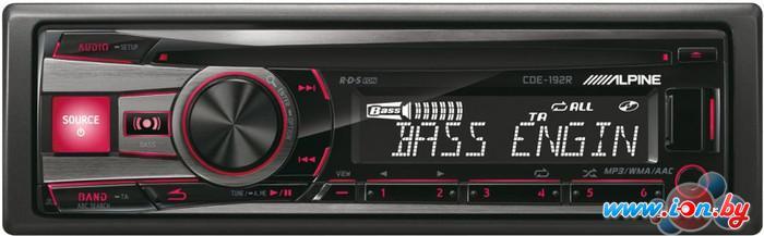 CD/MP3-магнитола Alpine CDE-192R в Могилёве
