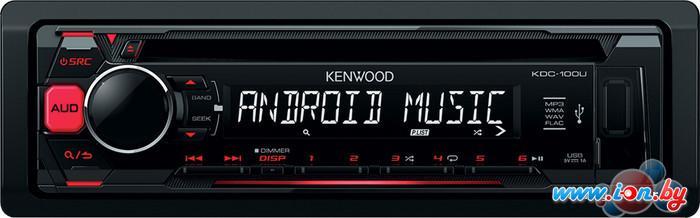 CD/MP3-магнитола Kenwood KDC-100UR в Могилёве