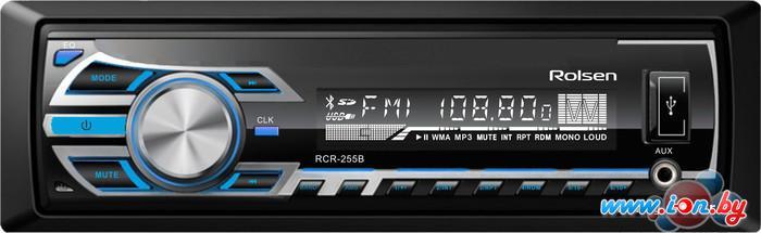 CD/MP3-магнитола Rolsen RCR-255B в Могилёве