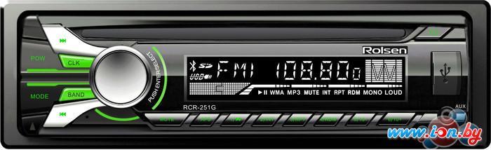 CD/MP3-магнитола Rolsen RCR-251G в Могилёве