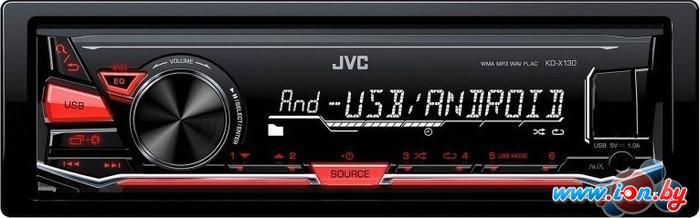 USB-магнитола JVC KD-X130 в Могилёве