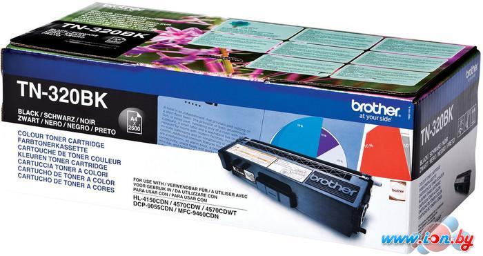 Картридж для принтера Brother TN-320BK в Могилёве