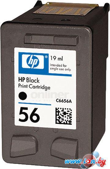 Картридж для принтера HP 56 (C6656AE) в Могилёве
