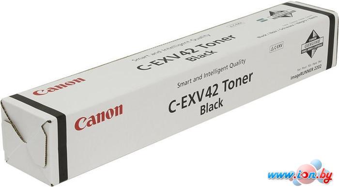 Картридж для принтера Canon C-EXV42 Black в Могилёве
