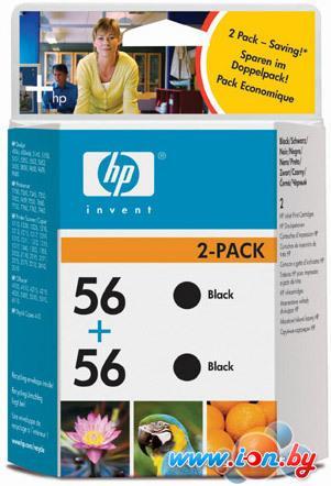 Картридж для принтера HP 56 (C9502AE) 2 шт в Могилёве