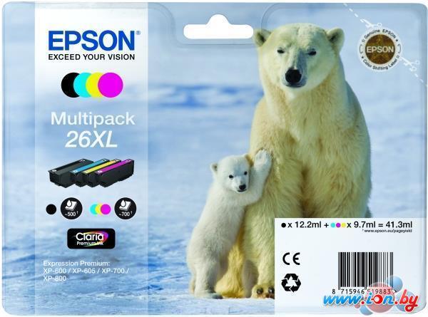 Картридж для принтера Epson C13T26364010 в Могилёве