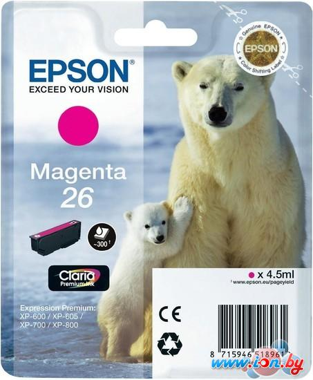 Картридж для принтера Epson C13T26134010 в Могилёве