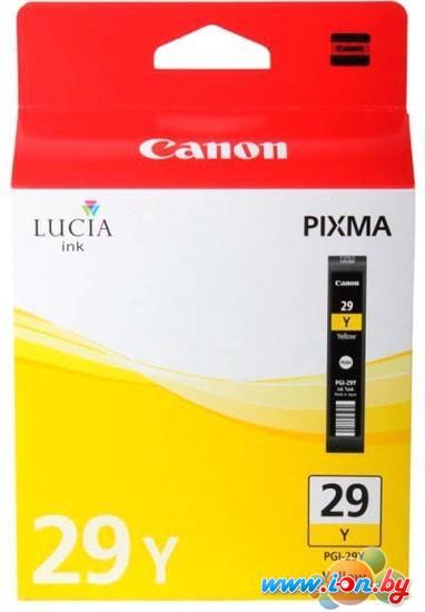 Картридж для принтера Canon PGI-29Y [4875B001] в Могилёве
