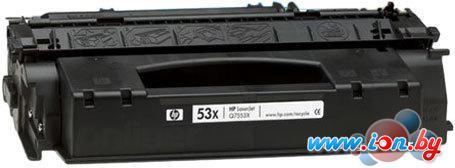 Картридж для принтера HP 53X (Q7553X) в Могилёве