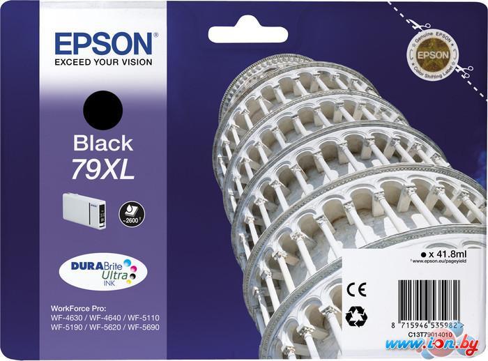 Картридж для принтера Epson C13T79014010 в Могилёве
