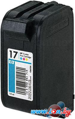 Картридж для принтера HP 17 (C6625A) в Могилёве