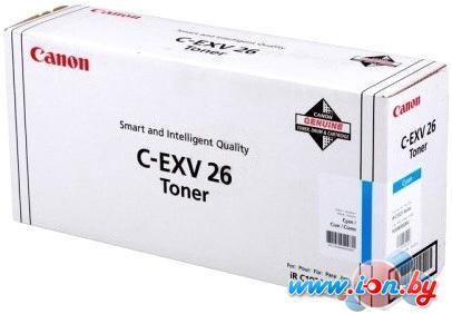 Картридж для принтера Canon C-EXV26 Cyan в Могилёве