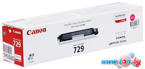 Картридж для принтера Canon 729M в Могилёве