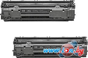 Картридж для принтера HP 35A (CB435AD) 2 шт. в Могилёве