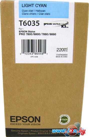 Картридж для принтера Epson C13T603500 в Могилёве