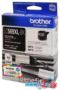 Картридж для принтера Brother LC569XLBK в Могилёве