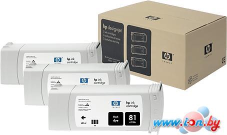 Картридж для принтера HP 81 (C5066A) 3 шт в Могилёве