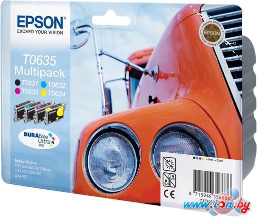 Картридж для принтера Epson C13T06354A10 в Могилёве