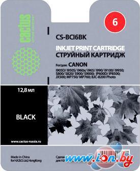 Картридж для принтера CACTUS CS-BCI6BK в Могилёве