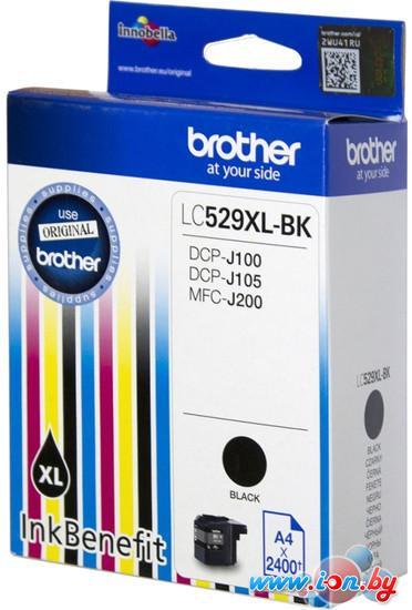 Картридж для принтера Brother LC529XLBK в Могилёве